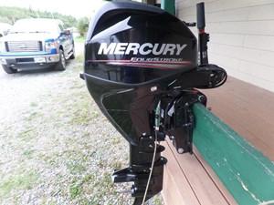 Mercury ME 25MLH EFI 2016