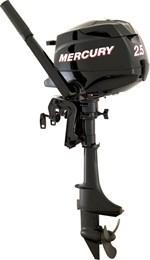 Mercury 2.5 MH 4-Stroke 2017