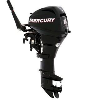 SOLD! Mercury 15 MH 4-Stroke 2017