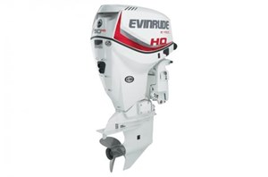 """Evinrude E90HGX 25"""" Shaft 2016"""