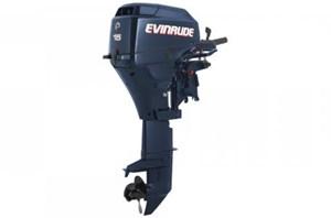"""Evinrude 15RL4 20"""" Tiller Manual 2014"""