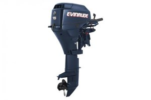 "Evinrude E15RL4 20"" Shaft, Manual 2015"