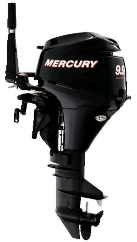 Mercury 9.9ELH CommandThrust 4-Stroke 2016