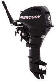 Mercury 15EL4-Stroke 2015