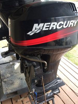 Mercury 40ELPTO 2001