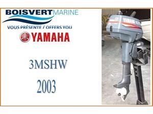 Yamaha 3MSHW 1998