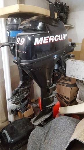 Mercury 9.9MLH 2013