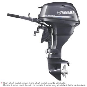 Yamaha F25 2017