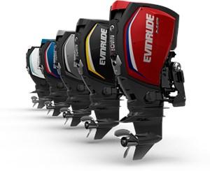Evinrude E-Tec G2, E-Tec, Jet, Portable, Pontoon Series 2016