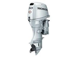 Honda BF50 L Type 2017