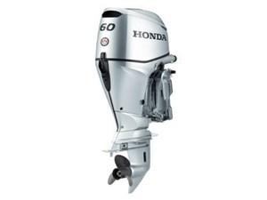 Honda BF60 L Type 2017