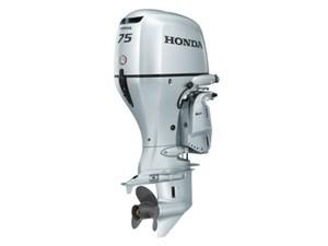Honda BF75 L Type 2017