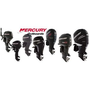 Mercury Fourstroke 30 HP EFI 2017