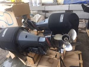 Yamaha 200 2001