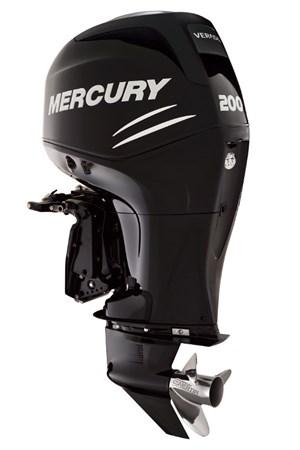 Mercury 200XL Verado L4 4-Stroke 2018