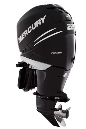 Mercury 225CXL Verado 4-Stroke Counter Rotation 2018