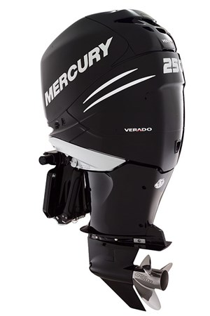 Mercury 250CXL Verado 4-Stroke Counter Rotation 2018
