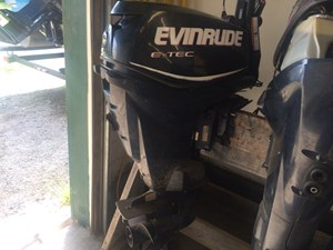 Evinrude E25DRISC 2010