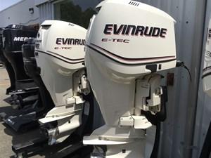 Evinrude E-tech 200HP HO 2013