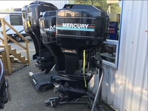Mercury Black Max 135 HP 1994