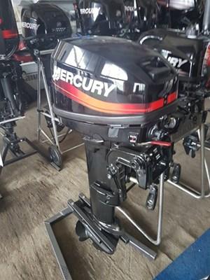 Mercury 9.9 LPT 2013