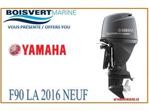 Yamaha F90 LA 2016