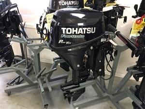 Tohatsu MFS 9.8 hp 2017