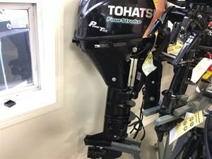 Tohatsu MFS 9.8 hp 2018