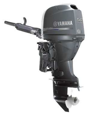 "Yamaha F50LHB 20""SHAFT TILLER TNT 2017"