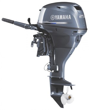 Yamaha F25LMHC 20 in. Shaft tiller rope 2018