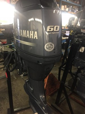 Yamaha F60LA 2012