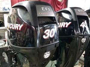 Mercury M30 ELPT EFI 2011