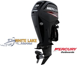 Mercury 90 ELPT Command Thrust 4-Stroke 2018
