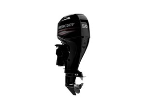 Mercury Fourstroke 50 HP EFI Command Thrust 2017