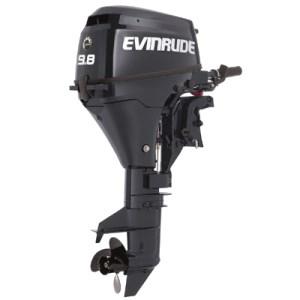 Evinrude E10RG4 9.8 2017