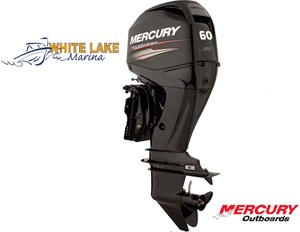 Mercury 60 ELPT Command Thrust 4-Stroke 2018