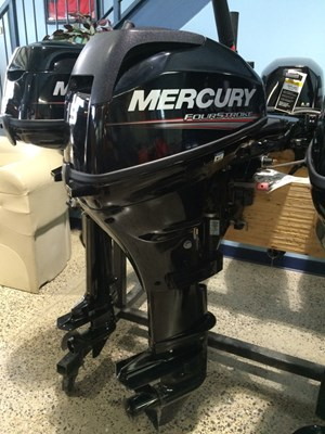 Mercury FourStroke 15 HP - 20 in. Shaft 2016