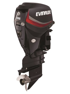Evinrude e tec v4 115 hp e115dgx 2018 new outboard for for Outboard motor for sale ontario