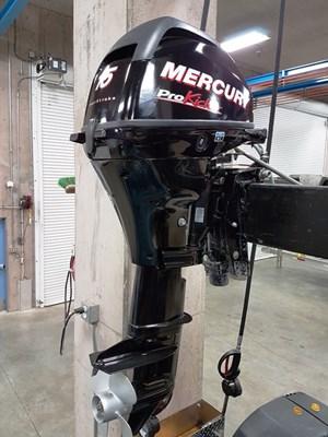 Mercury 15elpt pro kicker 2013 used outboard for sale in for Mercury outboard jet motors for sale