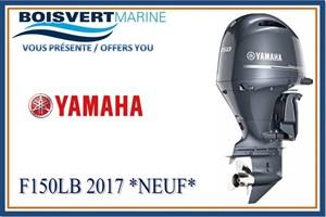 Yamaha F150LB 2017