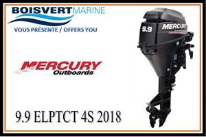 Mercury 9.9 ELPT CT 4S 2018