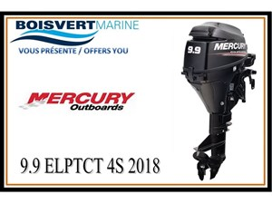 Mercury 9.9 ELPT CT 4S 2018
