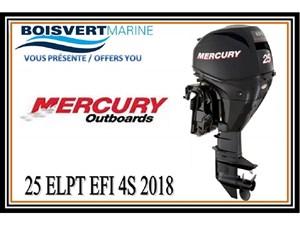 Mercury 25 ELPT EFI 4S 2018