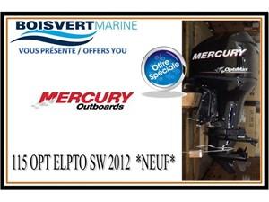 Mercury 115 OPT ELPTO SW 2012