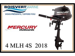 Mercury 4 MLH 4S 2018
