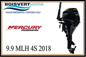 Mercury 9.9 MLH 4S 2018