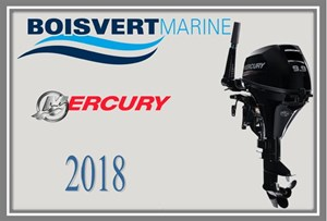 Mercury 9.9 EX 2018