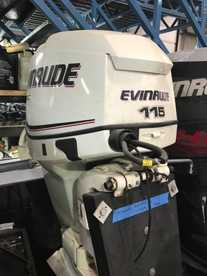 Evinrude 115DPX 2012