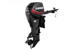 Evinrude 40 HP - E40DGTL Graphite 2017