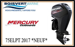 Mercury 75ELPT 2017